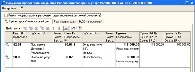 62.01 дебет и кредит