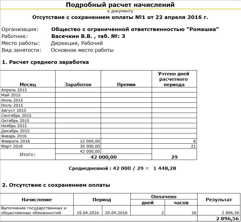 Бухгалтерия дозн кемеровской области образец ведомости на выплаты вознаграждений по акции